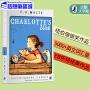 夏洛的网英文原版小说 夏洛特的网 Charlotte's Web 企鹅大字版 儿童文学小说 E.B.White 怀特 英文版 纽伯瑞经典儿童文学