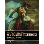 【预订】Sci-fi & Fantasy Oil Painting Techniques
