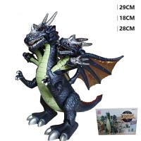 20180527002005323大号电动蜿龙霸王龙电动恐龙玩具仿真动物会走路翅膀下蛋恐龙