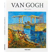 VAN GOGH精选薄本 进口英文版 梵高 凡高 作品 绘画名家书籍