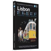 【Monocle Travel Guide】Monocle旅行指南:Lisbon,里斯本 旅游生活图书