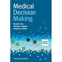 【预订】Medical Decision Making