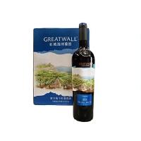 长城海岸葡园解百纳干红葡萄酒 750ml