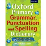 【中商原版】牛津小学语法标点和拼写词典(适合国内9-11岁读者)英文原版 Oxford Primary Grammar