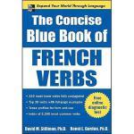 【预订】The Concise Blue Book of French Verbs