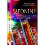 【预订】Saponins: Properties, Applications, and Health