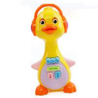 会唱歌会讲故事的小鸭子婴幼儿童玩具故事机宝宝力玩具0-1-2岁