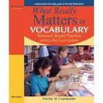 【预订】What Really Matters in Vocabulary: Research-Based