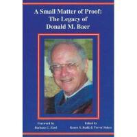 【预订】A Small Matter of Proof: The Legacy of Donald M.