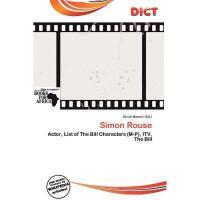 【预订】Simon Rouse