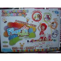 卡乐淘儿童手纸画颜料套装推出礼盒套装C-FP102