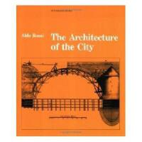 The Architecture of the City 英文原版 城市建筑学 Aldo Rossi