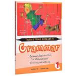 【中商原版】【新加坡英语教材】Targeting English Grammar Book 1 目标英语语法书1