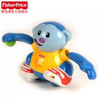 Fisher-Price费雪顽皮小猴子宝宝儿童玩具H8128 学爬行玩具儿童节礼物 顽皮小猴子