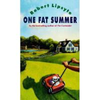 【预订】One Fat Summer