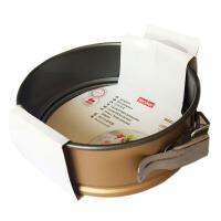 法克曼fackelmann烘焙工具烤盘模具12.5cm圆形烤盘活底烤盘蛋糕烤盘面包模