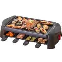 利仁(Liven)KL-J4300 家用烧烤炉 无烟韩式电烤盘 不粘烤肉锅
