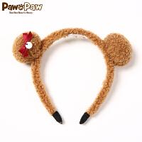 【2件2.5折 到手�r:27】Pawinpaw��英��卡通小熊童�b冬季款女�����l箍PBAE74941D