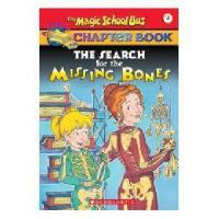 英文原版The Magic School Bus A Science Chapter Book The Search f