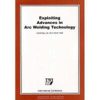 【�A�】Exploiting Advances in Arc Welding Technology