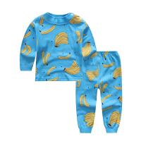 宝宝套装婴儿衣服儿童内衣男童女童睡衣打底衣