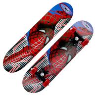 儿童四轮滑板 双翘板宝宝卡通4轮滑板青少年刷街枫木滑板车