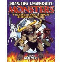 【预订】Drawing Legendary Monsters: A Step-By-Step Guide to