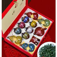 春节年货*礼品茶安溪铁观音茶叶礼盒装特级浓香型500g