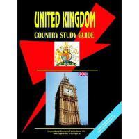 【预订】United Kingdom Country Study Guide