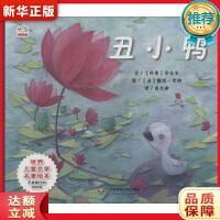 世界儿童文学名著绘本:丑小鸭 [丹] 安徒生,周克希 绘 华东师范大学出版社