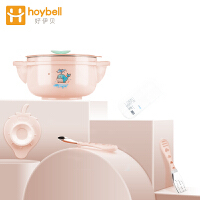 不锈钢吸盘碗婴儿碗勺子 儿童餐具套装宝宝注水保温碗辅食碗