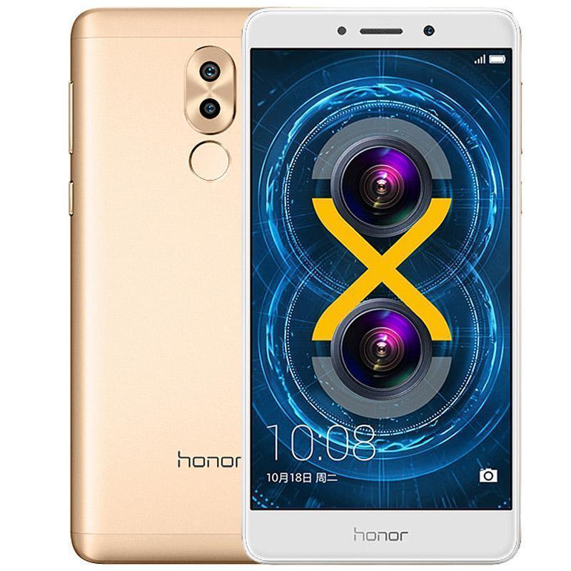 华为 荣耀畅玩6X 全网通 移动全网通4G手机双镜头,大内存,长续航。