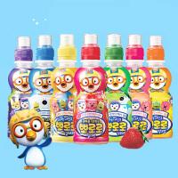 八道啵乐乐乳酸菌果味韩国进口饮料瓶装饮品235ml 7种口味组合
