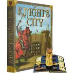 英文原版 A Knight's City (POP-UP) 骑士的城市 立体书历史文化