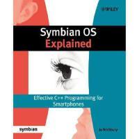 【预订】Symbian Os Explained - Effective C++ Programming For