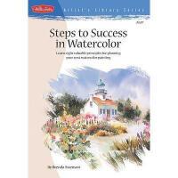 【预订】Steps to Success in Watercolor