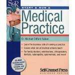 【预订】Start & Run a Medical Practice [With CDROM]