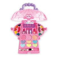 小女孩玩具儿童化妆品公主彩妆盒套装无毒生日礼物女童口红指甲油