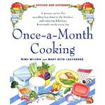 【预订】Once-A-Month Cooking: A Proven System for Spending