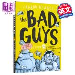 【中商原版】我是大坏蛋5 The Bad Guys in Intergalactic Gas #5 儿童漫画 儿童章节