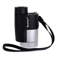 单筒望远镜高倍夜视非红外抄电表迷你摄影机型眼镜