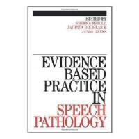 【预订】Evidence-Based Practice In Speech Pathology