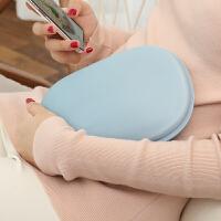 硅胶热水袋充电防爆暖水袋女注水小号随身暖肚子暖手宝