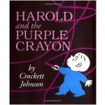 Harold and the Purple Crayon 50th Anniversary Edition 阿罗有支彩色笔 (50周年纪念版,精装) ISBN9780060229351