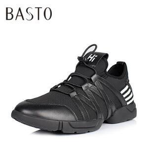 BASTO/百思图男休闲鞋BGN04CM6