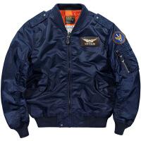 秋季ma1飞行员夹克男美国空军大码工装外套春秋韩版棒球服潮牌