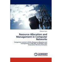 【预订】Resource Allocation and Management in Computer