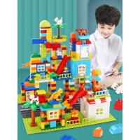 大颗粒积木拼装玩具男孩益智多功能宝宝3岁以上儿童智力开发动脑6