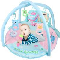 婴儿健身架器0-1岁践踏踩脚踏钢琴儿童宝宝玩具男孩女孩