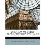 【预订】Wilhelm Meister's Apprenticeship, Volume 2